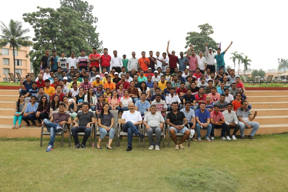 Pratham Achievers Meet at Silvasa, 9th Sept 2017