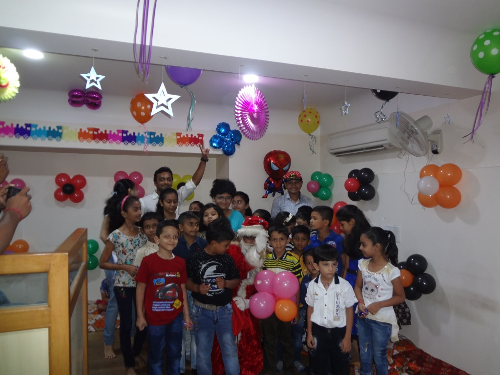 Kids Play Day At Pratham 8th June 2018