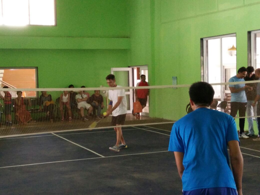 Pratham Badminton tournament 7th Oct 2017
