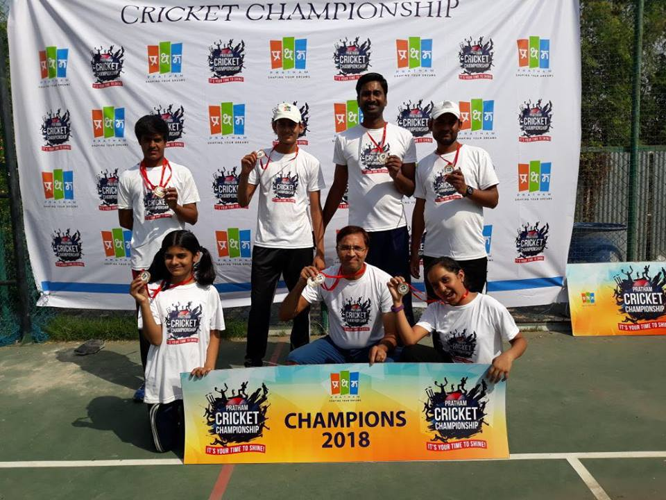 Pratham Residents Cricket Championship 11th Feb 2018