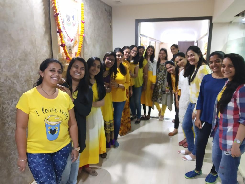 Friendship's Day At Pratham 6th Aug 2018