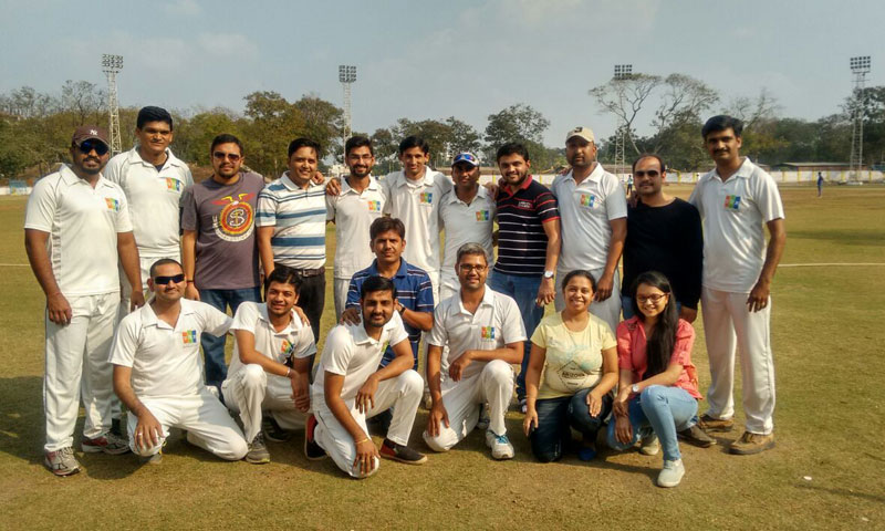 Pratham Team Cricket Tournament 8th Jan 2017