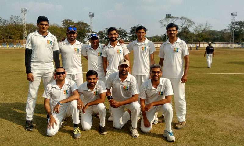 Pratham Team Cricket Tournament 8th Jan 2017